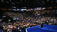 Democratic National Convention, Day Two