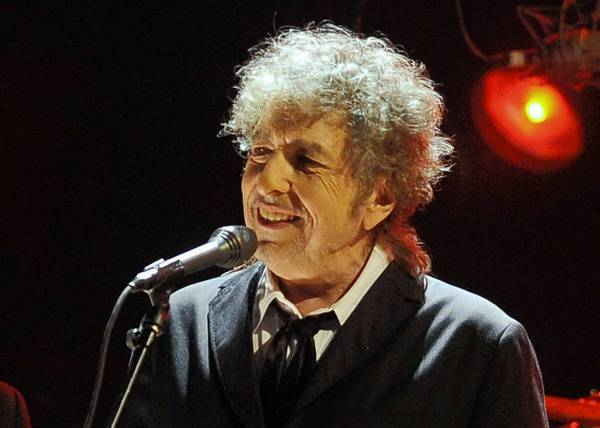 "Bob Dylan's latest album, ""Tempest,"" comes out Tuesday"