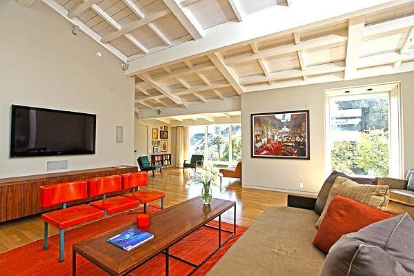 "Michael C. Hall of ""Dexter"" has sold his house in the Hollywood Hills."