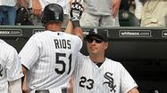 The strong breeze that sailed Wednesday out of U.S. Cellular Field was more than just the power generated from Alex Rios' two home runs.