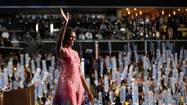 Daum: Michelle Obama's traditional values