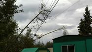 Utility Companies Working Hard To Restore Power After Destructive Windstorm