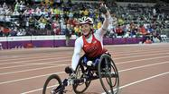 McFadden 2-for-2 in Paralympics