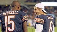 Bears finally build around Cutler