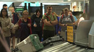 Hundreds of Travelers finally Return Home After Storm Pushes Them Away