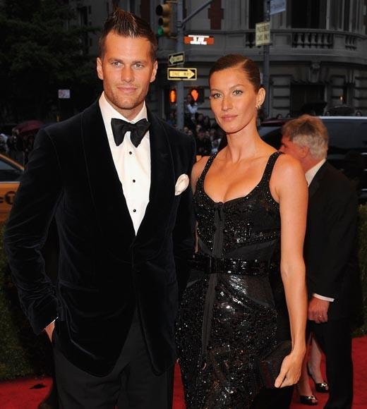 The New England Patriots' quarterback married the top-earning model in the world in 2009.