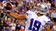 Cowboys top Giants 24-17 in NFL opener