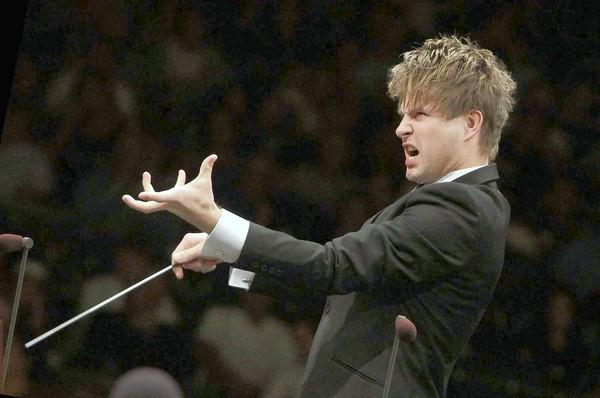 Krzysztof Urbanski conducts the L.A. Philharmonic in his West Coast debut at the Hollywood Bowl.
