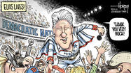 Bill Clinton shows Democrats how to take the fight to Mitt Romney