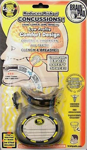 Brain-Pad Inc. had promoted its mouthguards as able to reduce the risk of concussions. A recent agreement between the Federal Trade Commission and the company means Brain-Pad is now barred from making unsupported claims that the mouthguards reduce the risk of concussion from lower jaw impacts or can decrease the chance of a head injury in general.