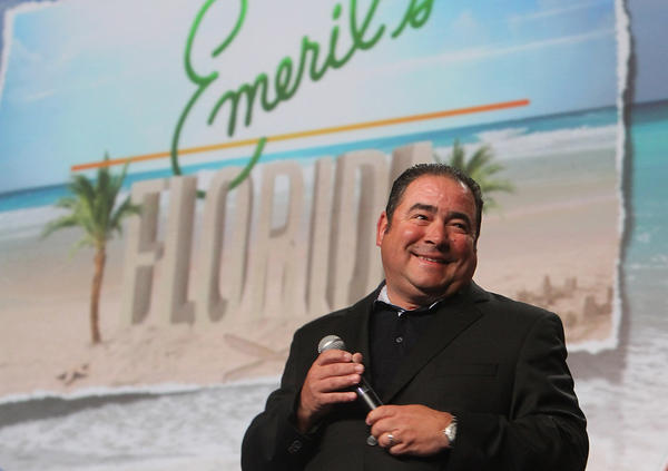 Celebrity Chef Emeril Lagasse announced plans for a new Florida-based cooking and travel TV show Thursday, with the first episode focused on Orlando.