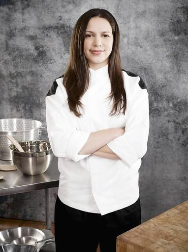 Phillipsburg native Christina Wilson is one of two remaining chefs competing in the Sept. 10 finale of 'Hell's Kitchen' on Fox.