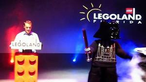 Legoland Florida will add Star Wars to Miniland