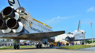 Countdown to Endeavour: Tickets for final takeoff going for $90