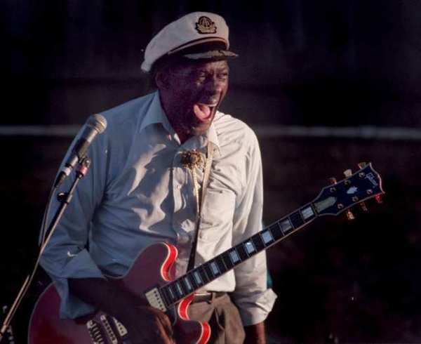 Chuck Berry will be the subject, and participate in, of the Rock and Roll Hall of Fame's 2012 American Masters tribute concert.