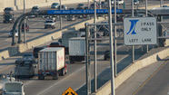 Illinois Tollway officials said today the agency plans to take its worst toll violators to court in an effort to seek up to $300 million in unpaid tolls and fines.