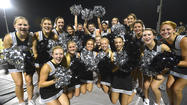 Pictures:  2012 High School cheerleaders