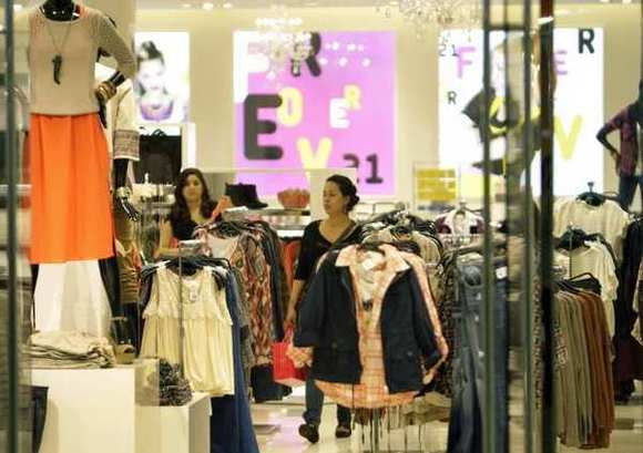 Forever 21 accused of penny-skimming