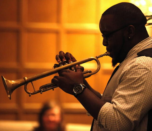 "Chicago seems to have an uncanny knack for launching and nurturing young talent, with trumpeter Hill in the latest new wave of emerging talent. A serious musician, accomplished instrumentalist and promising composer, he'll celebrate the release of a CD, ""Sounds of the City,"" that features all these talents. Hill collaborates with alto saxophonists Christopher McBride and Greg Ward, pianist Joshua Mosier, bassist Charlie Kirchen and others. <br><br><b> 9 p.m. Friday at the Green Mill Jazz Club, 4802 N. Broadway; $12; 773-878-5552 or greenmilljazz.com</b>"
