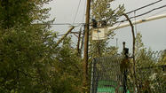 Thousands Left Without Power after Alaska Windstorm