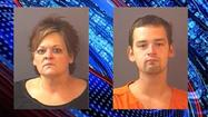 A Carmel, Ind. mother and her son were arrested Wednesday on drug charges following a two-month long investigation by the Hamilton/Boone County Drug Task Force.