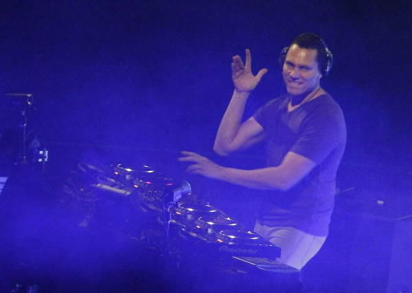 In the world of electronic dance music, this Dutch DJ and producer has been a dominant figure for a decade and a featured performer at the 2004 Olympics in Athens -- so rocking an arena shouldn't present a major challenge. <br><br><b> 7 p.m. Oct. 13 at UIC Pavilion, 525 S. Racine Ave., $35, $40, $50; ticketmaster.com.</b>