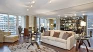 A closeout sale is under way at 200 North Dearborn Private Residences, a 47-story condominium high-rise in the Loop.