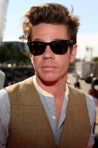 MTV Video Music Awards 2012: Red Carpet Arrivals: Nate Ruess