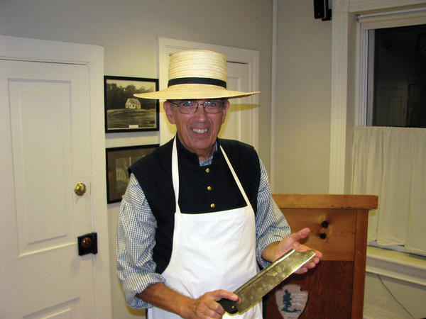 Dr. John Rathgeb from the National Museum of Civil War Medicine in Frederick, Md., gave a presentation about surgery during the Civil War during a recent meeting of the Battle of Sharpsburg Camp #1582, Sons of Confederate Veterans.