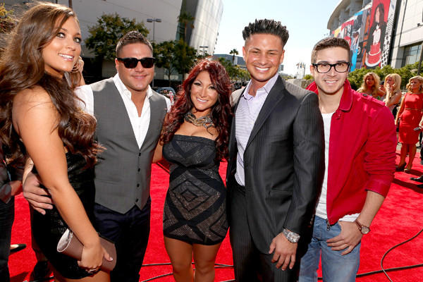 "Television personalities, most notably from ""Jersey Shore,"" Sammi ""Sweetheart"" Giancola, Ronnie Ortiz-Magro, Deena Nicole Cortese, DJ Paul ""Pauly D"" DelVecchio and Vinny Guadagnino."