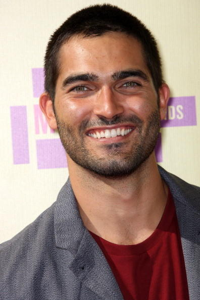 MTV Video Music Awards 2012: Red Carpet Arrivals: Tyler Hoechlin