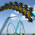 6) Cedar Point - Gatekeeper winged roller coaster