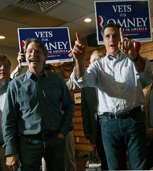 From Gene Simmons to Robert Duvall: Famous Mitt Romney supporters: The comedian stumped for Romney on the campaign trail and had this to say to a crowd in Alabama: I avoided politics for 53 years, he said. I dont like politics, I dont like big government. But I do love this country...Mitt Romney is the guy with the best chance to beat Obama and take this country back.