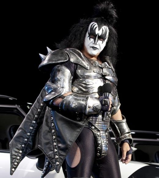 From Gene Simmons to Robert Duvall: Famous Mitt Romney supporters: The KISS frontman told FOX News America is a business and should be run by a businessman.