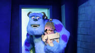 Disney California Adventure park -- Monsters, Inc. Mike & Sulley to the Rescue!