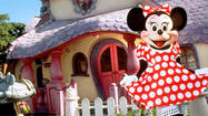 Disneyland -- Minnie's House