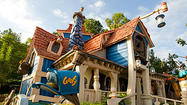 Disneyland -- Goofy's Playhouse