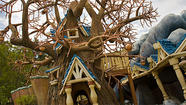 Disneyland -- Chip 'n Dale Treehouse