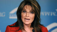 Former vice presidential candidate Sarah Palin is wondering how Sen. John Kerry even knows her name.