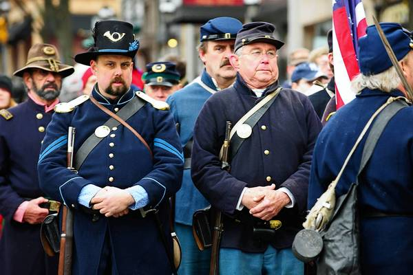 The Pennsylvania Civil War 150 Roadshow comes to South Bethlehem Sept. 7-9, accompanied by military re-enactors, music, speakers, food and more.