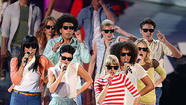 Taylor Swift buys out J. Crew for 'Never Ever' performance