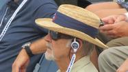 Celebs At The US Open [PHOTOS]