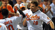 Adam Jones often wondered just how deafening Camden Yards got back when the Orioles were competing for division titles years ago.