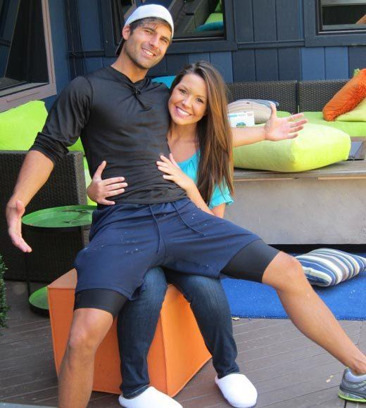 'Big Brother 14' candid HOH pics: Big Brother 14 candid HOH pics