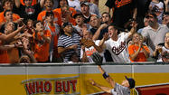 If you weren't at Camden Yards on Thursday night, it's hard to truly explain what the atmosphere was like.