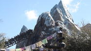 Walt Disney World -- Animal Kingdom -- Expedition Everest