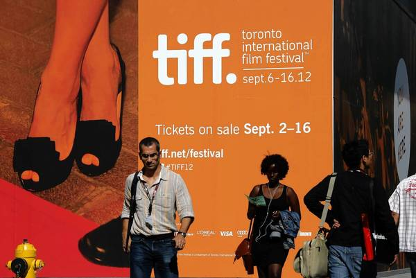 The Toronto International Film Festival is important to launching new films.