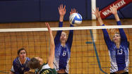 Photo Gallery Archive: Warner vs Northwestern Volleyball