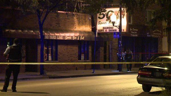 Police shot a man in the alley between the 7500 blocks of South Wabash and Michigan avenues, a union spokesman said, about 1:30 a.m. on Sept. 7.