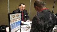 August jobs report: hiring down, unemployment falls